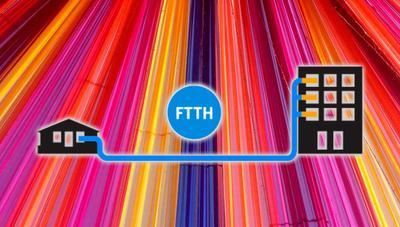 Así está la carrera de la fibra entre Movistar, Orange, Vodafone y MásMóvil