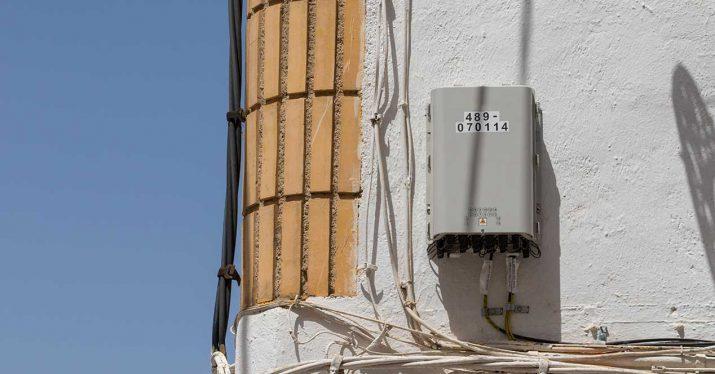 fibra optica españa