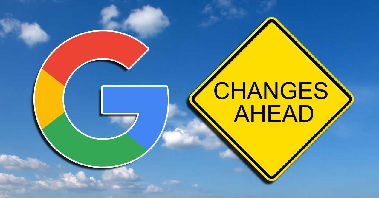 google imágenes cambio