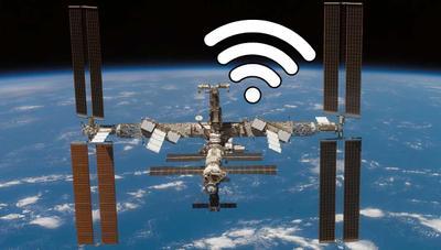La Estación Espacial Internacional tiene una conexión de sólo 1 Mbps ¿por qué?