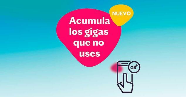Ver noticia 'MásMóvil revoluciona Lebara: acumular gigas para el mes siguiente y más países para llamar'
