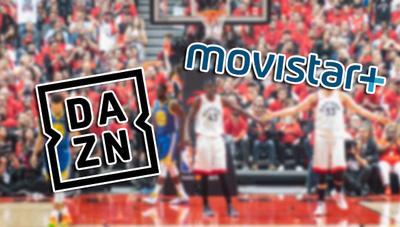 ¿Se va a quedar Movistar+ sin la NBA? Posible cambio después de 25 años
