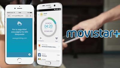 Movistar ahora incluye Qustodio: controla todo lo que hacen tus hijos en Internet