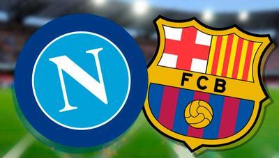 ¡Nápoles vs Barcelona! Así puedes ver el partido online y por televisión