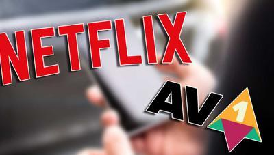 Netflix ahora consume menos datos en tu móvil gracias al códec AV1