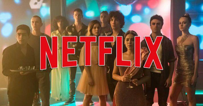 netflix elite temporada 3 estrenos marzo 2020