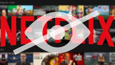 Oculta las series y películas del visionado de Netflix para que nadie sepa lo que has visto