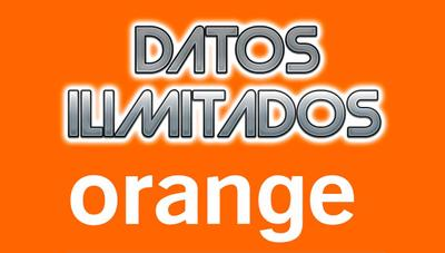 Orange lanza tarifas con datos ilimitados