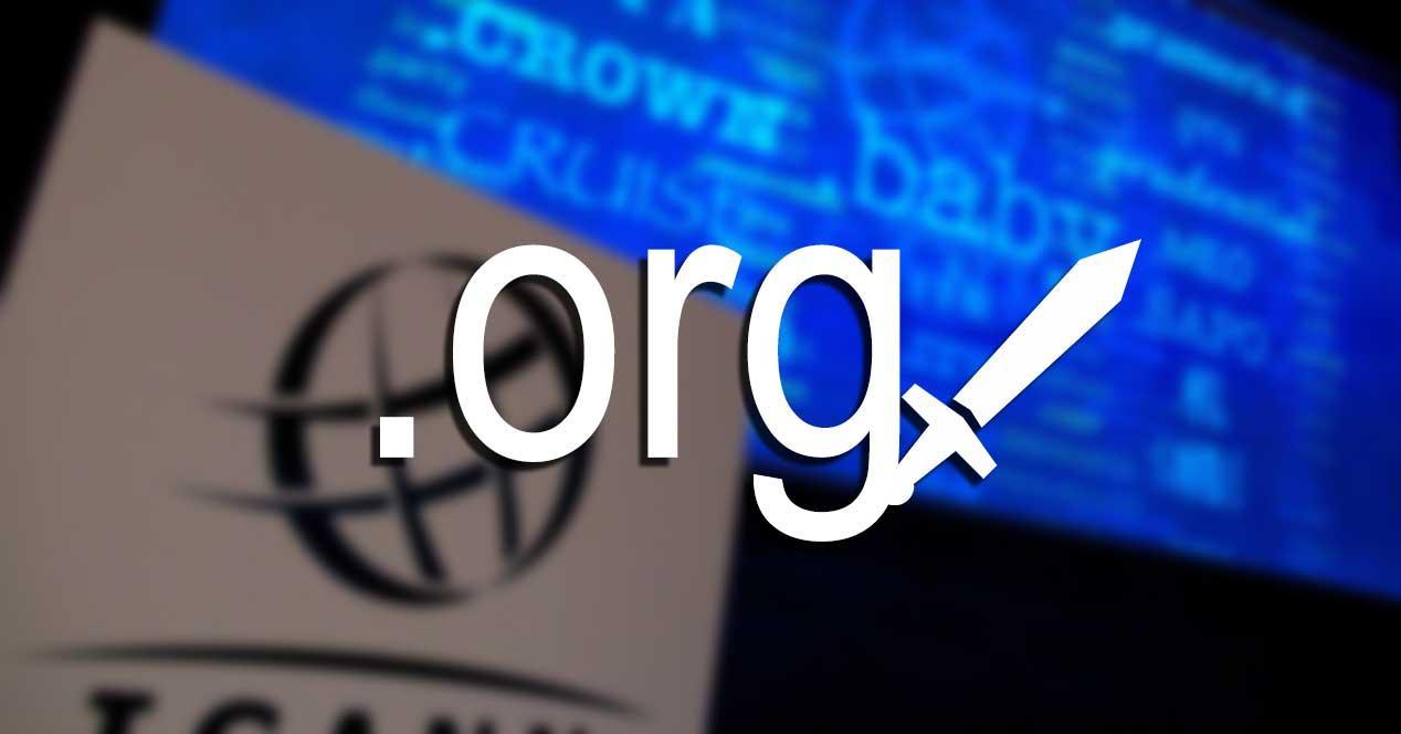 .org dominios
