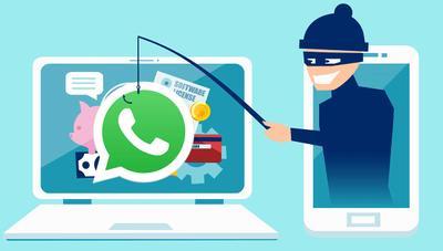 Se multiplican por 135 los enlaces falsos de WhatsApp: cuidado con los que abres