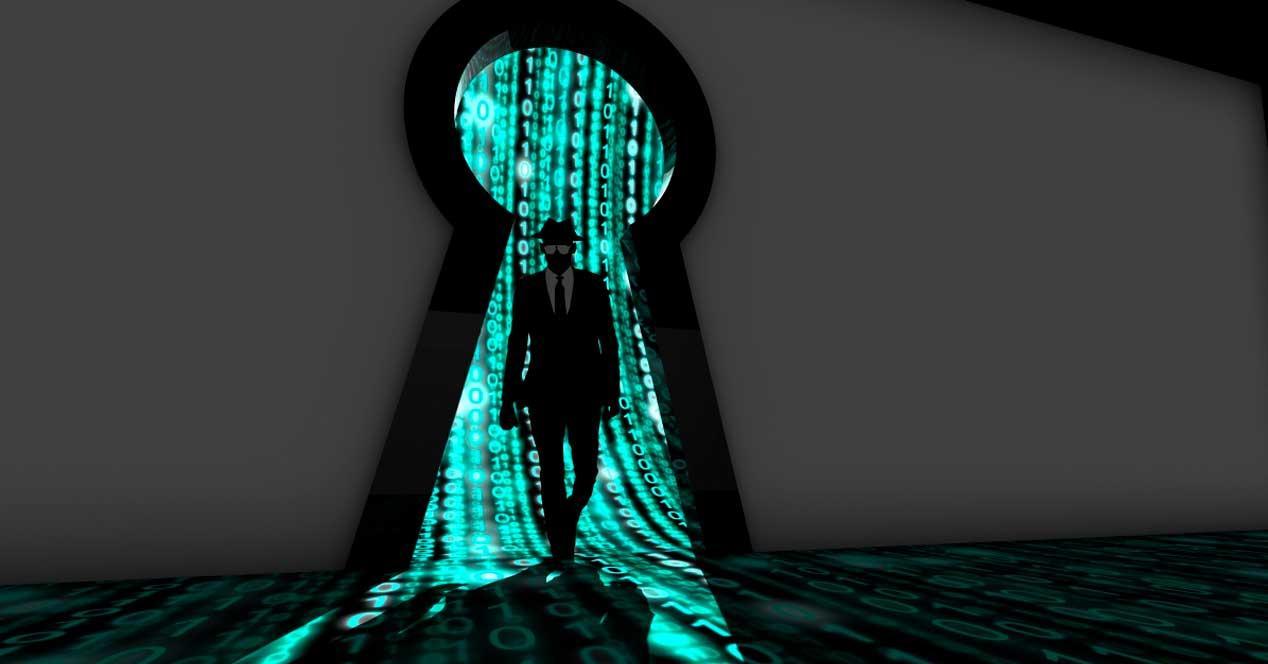 puerta trasera hacker