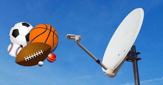 satelite deporte abierto