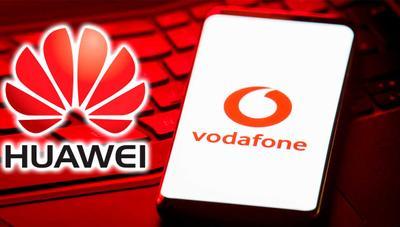 Vodafone eliminará a Huawei de las partes más sensibles de su red móvil 2G, 3G, 4G y 5G