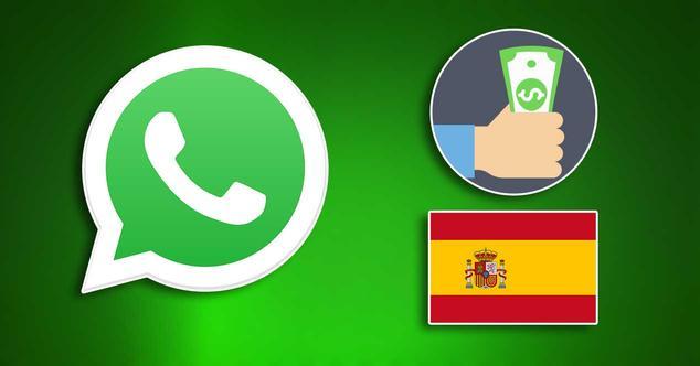 whatsapp pay españa