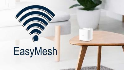 EasyMesh, el estándar de WiFi en malla, ahora mejora cobertura y velocidad