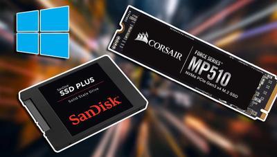 Por qué comprar un SSD más rápido no hará que tu ordenador arranque antes