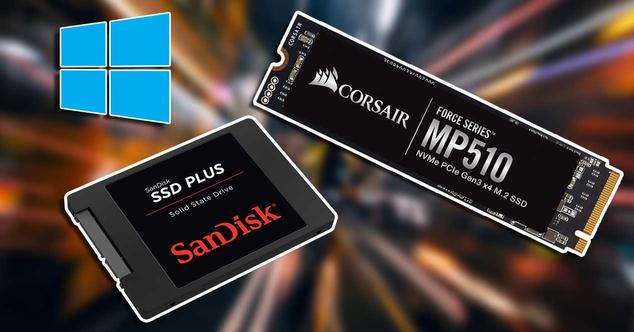 windows 10 ssd sata nvme tiempo carga