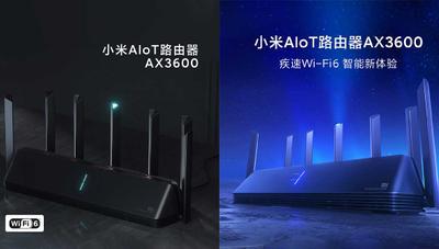 Xiaomi lanza su primer router WiFi 6 y una batería externa de 50 W