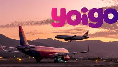 Ya conocemos el último regalo de Yoigo: 40 euros gratis para irte de viaje