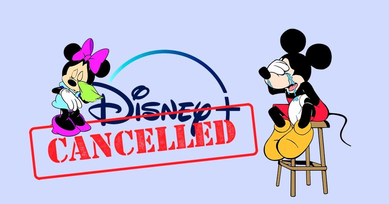 Cómo cancelar Disney