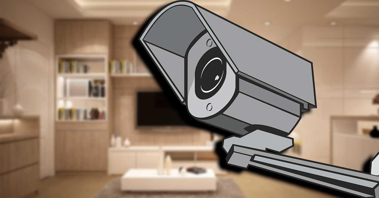 Tablet como sistema de videovigilancia