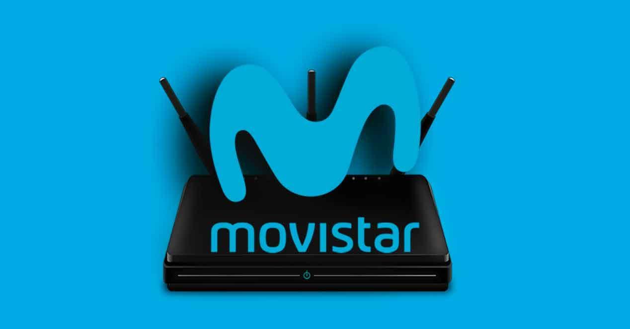 Routers de Movistar