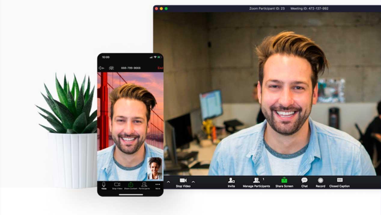 Zoom para videollamadas