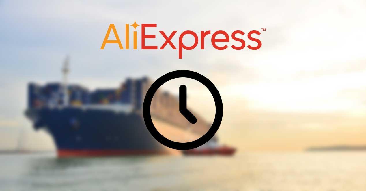 aliexpress pedido china