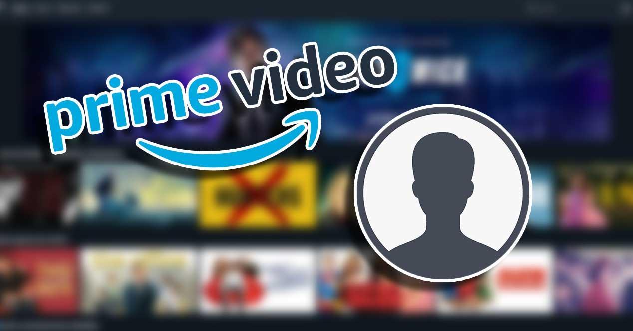 amazon prime video perfiles compartir