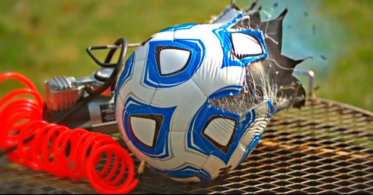 baja futbol