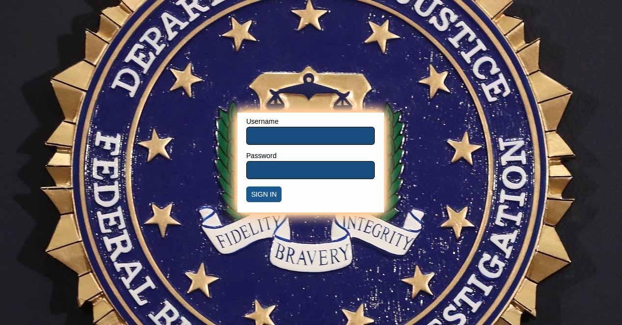 fbi navegador