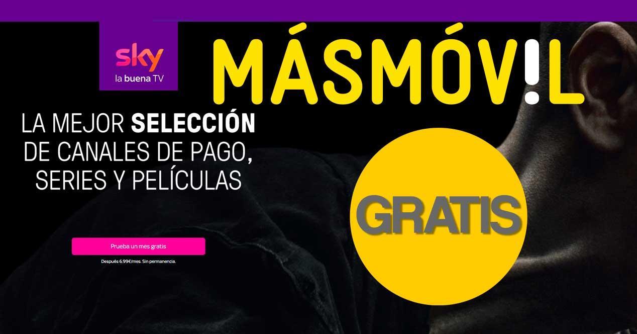 masmovil gratis coronavirus sky tv