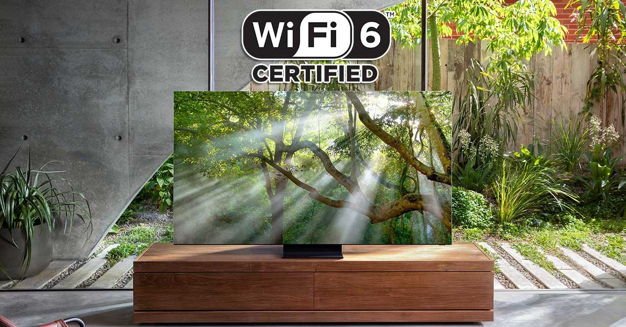 samsung smart tv 8k wifi 6