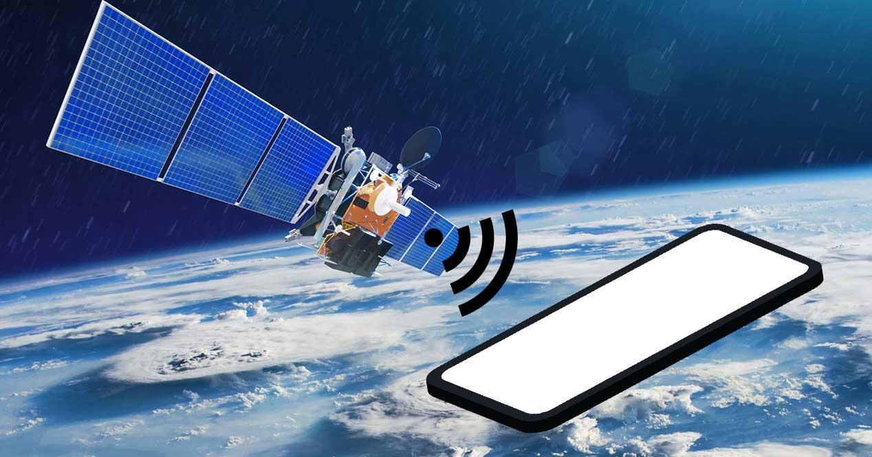 satelite 2g antena