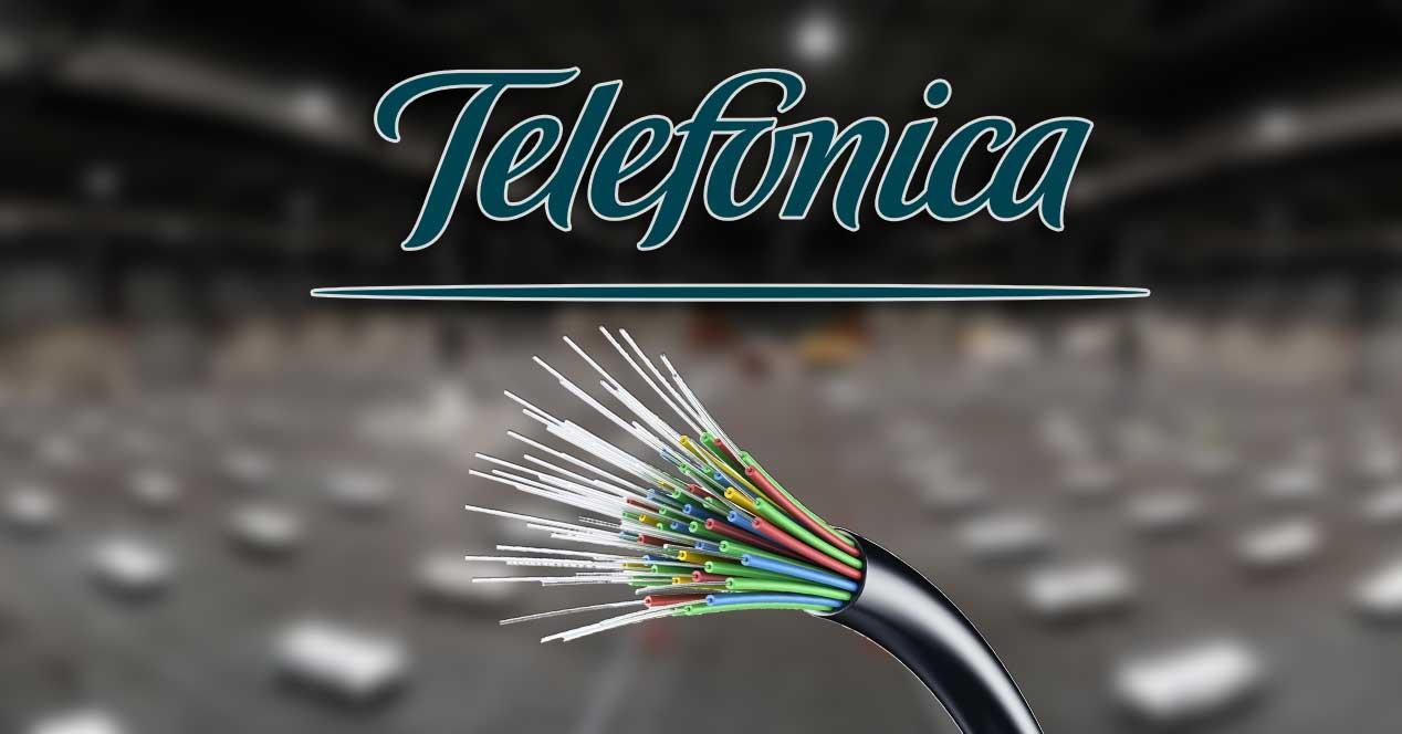 telefonica fibra ifema