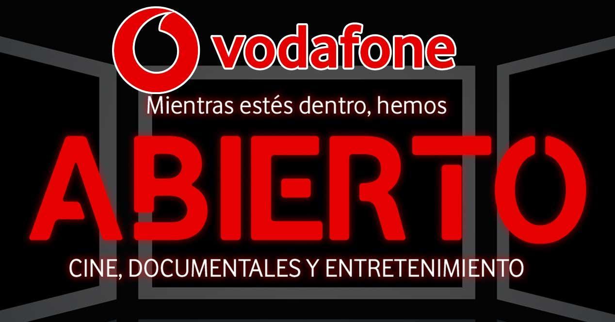vodafone canales gratis