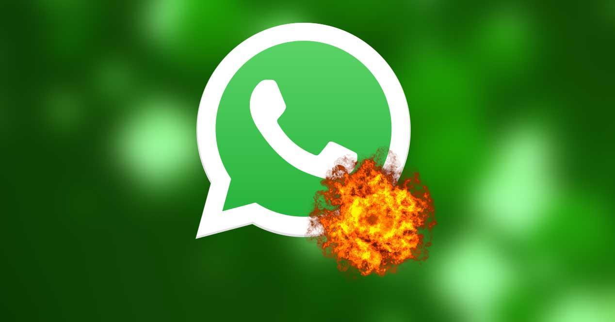 whatsapp mensajes autodestruir