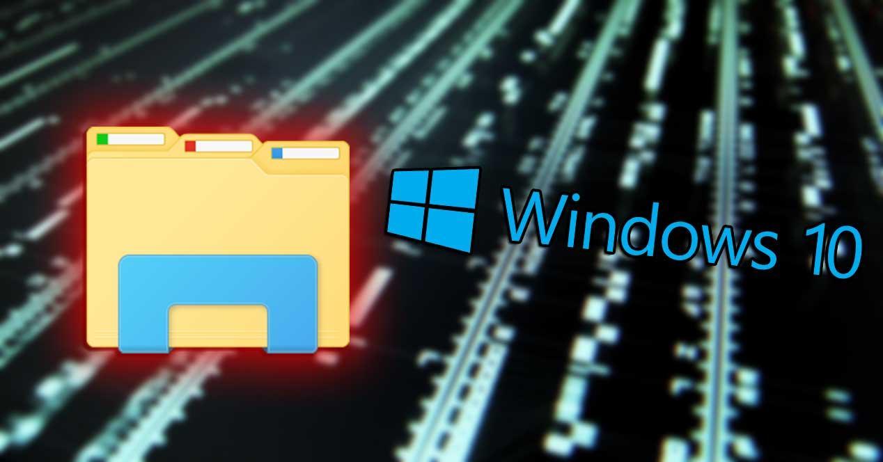 windows 10 archivos
