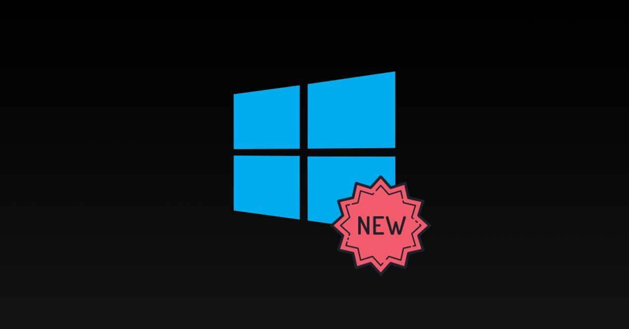 windows 10 nuevo diseño