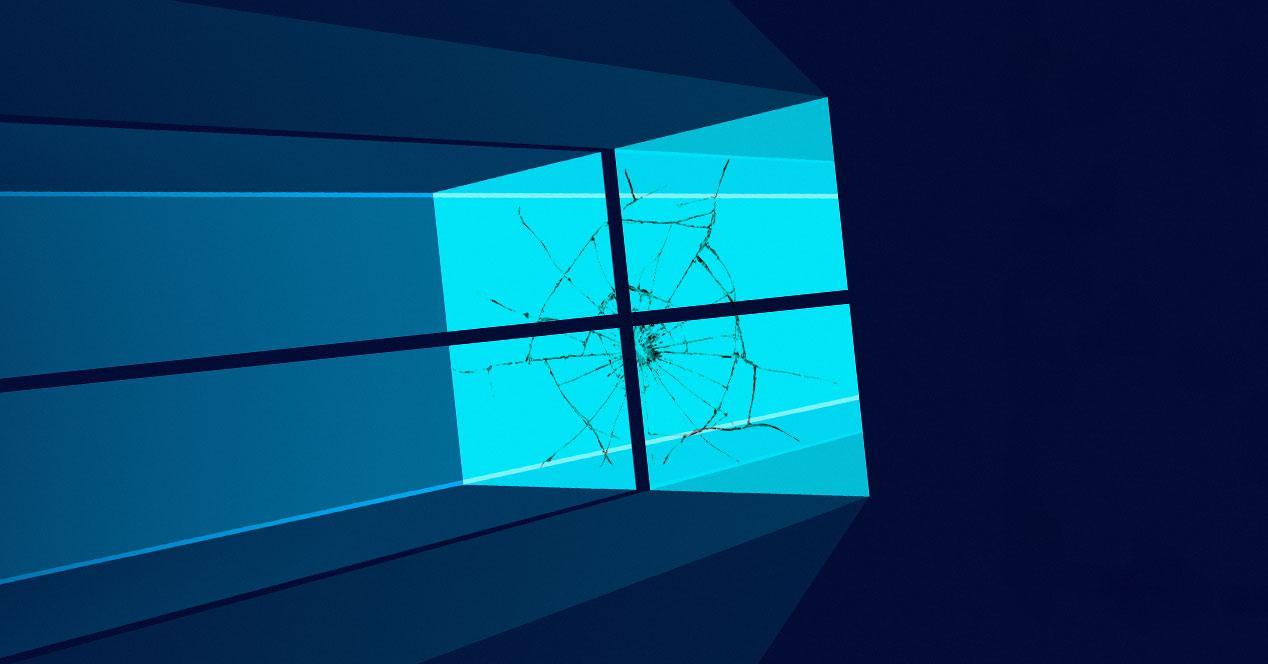 windows 10 roto fecha