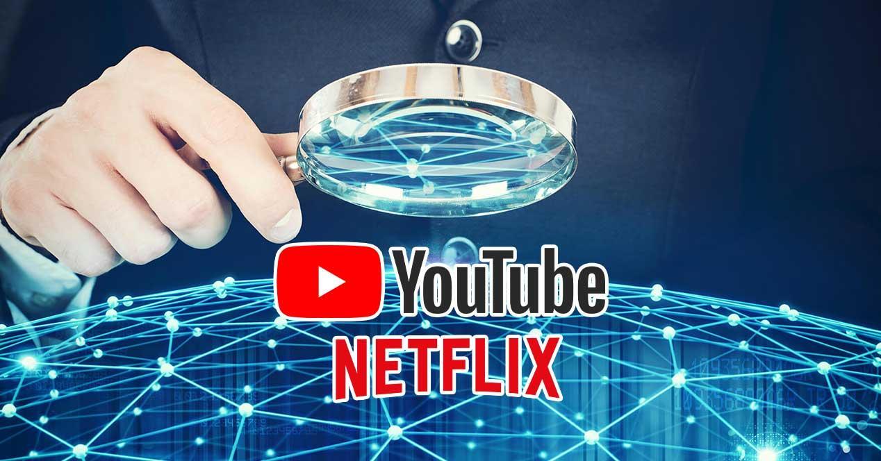 youtube netflix trafico