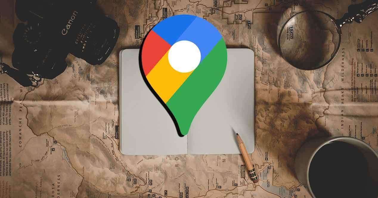 Alternativas a Google Maps