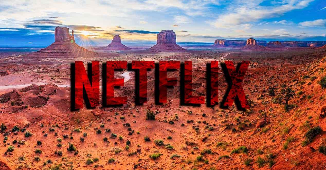 NETFLIX - Mejores series western