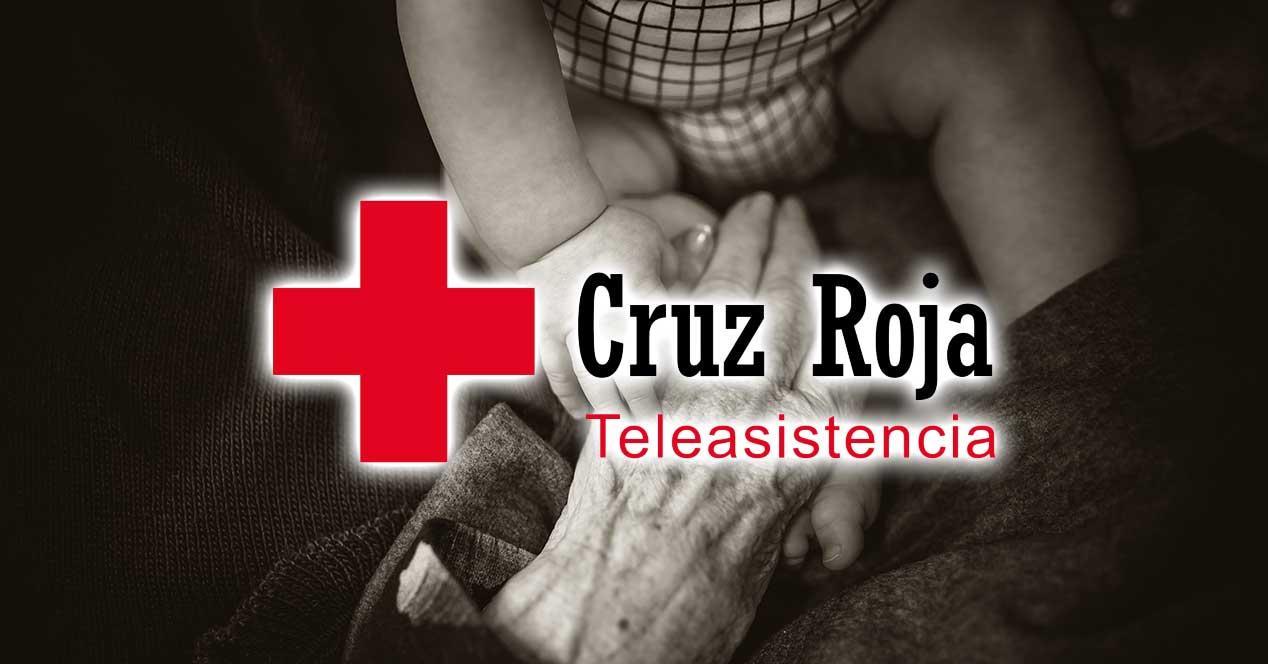 Teleasistencia de Cruz Roja