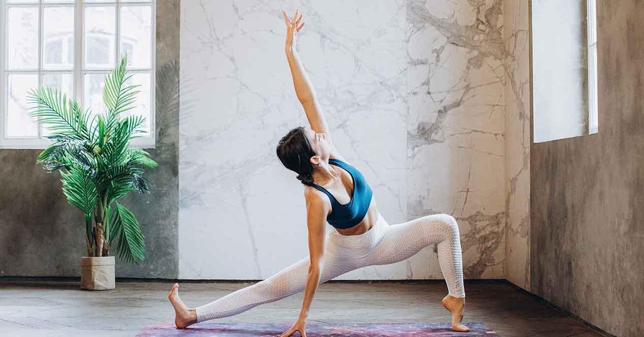 Webs de yoga
