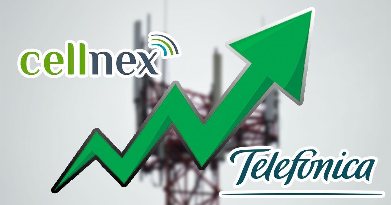 cellnex telefonica