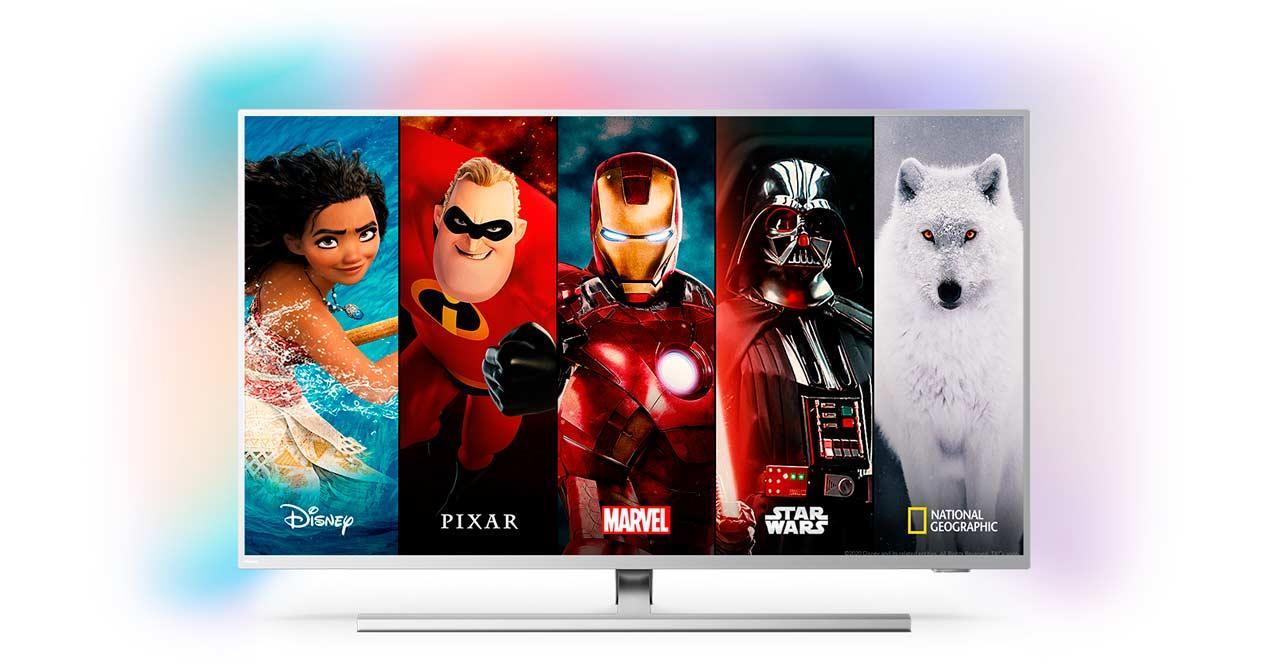 disney plus smart tv