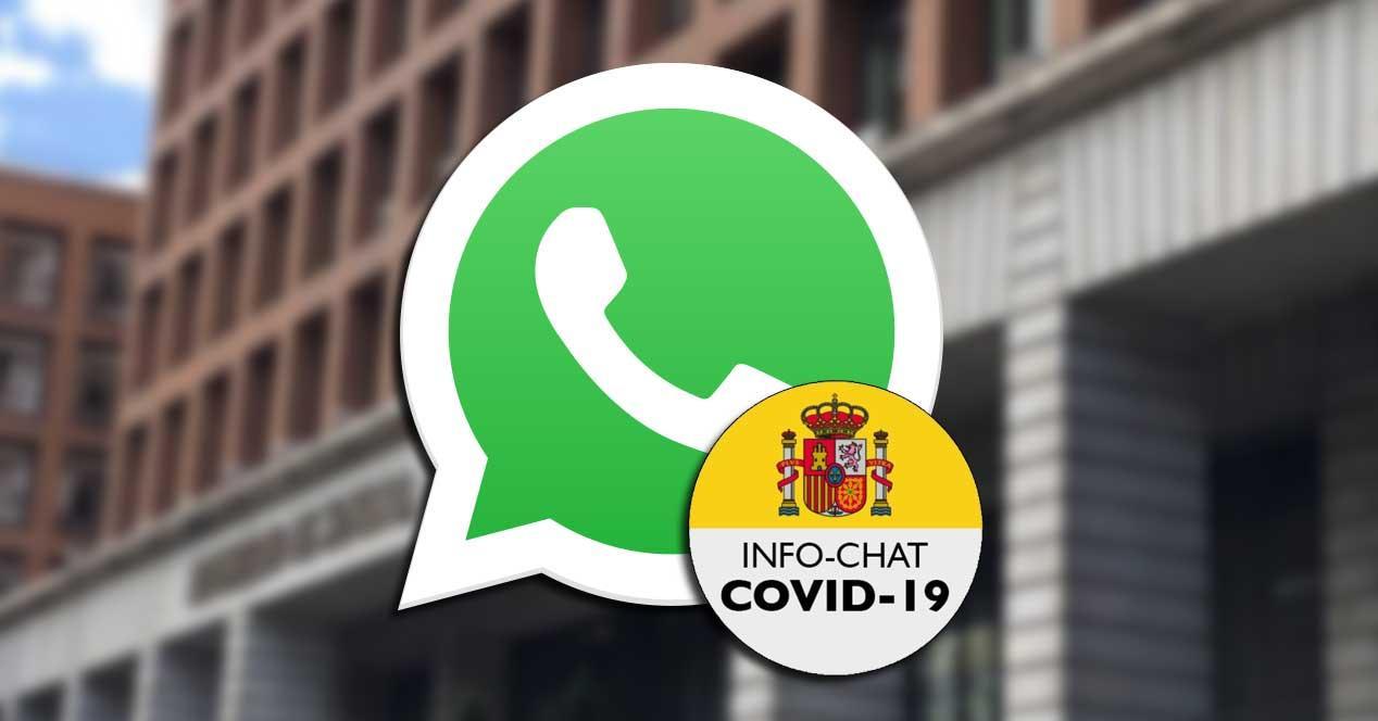 españa covid-19 hispabot chat