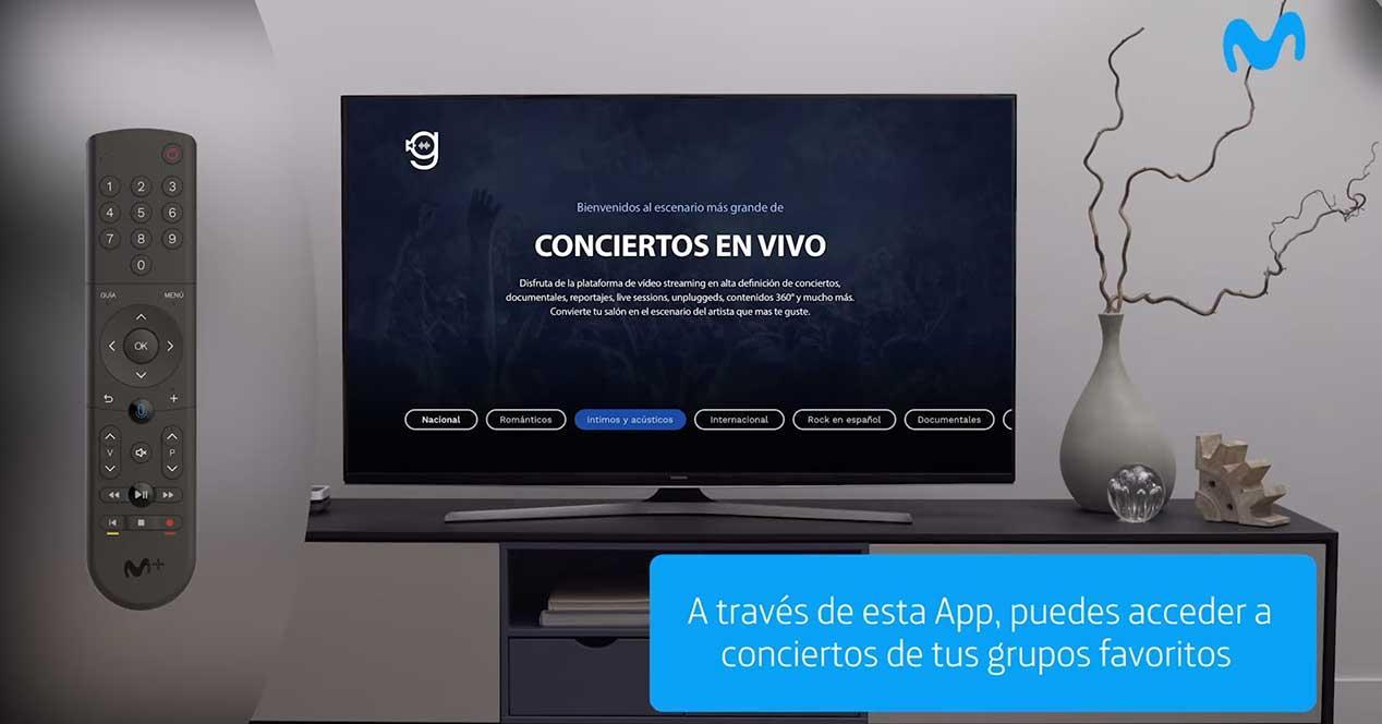 movistar app gomusic