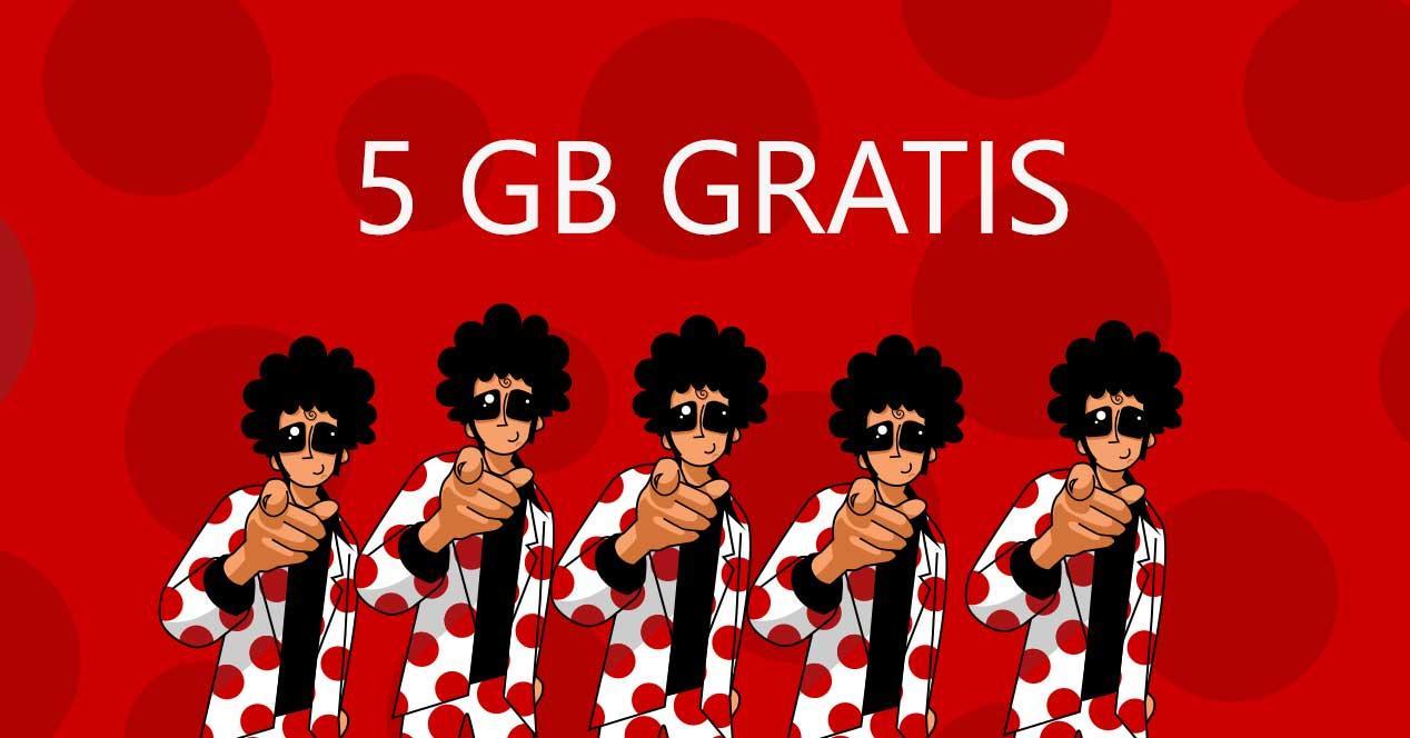 pepephone 5 gb gratis